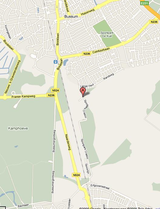 Googlemaps-Bussum