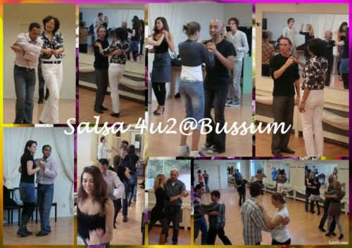 Salsa4u2 in Bussum Rock Steady